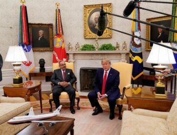 EEUU prefiere no hablar de una guerra con Irán