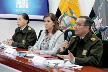 Ecuador admite filtración de datos de ciudadanos