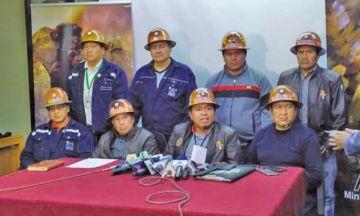 Mineros voluntarios irán a la Chiquitania