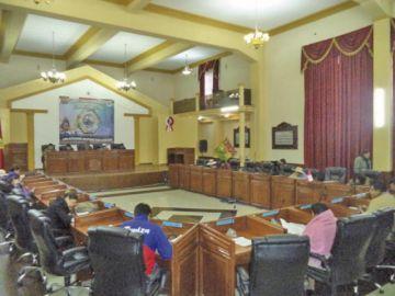 Asamblea Legislativa Departamental socializa leyes