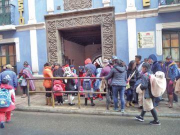 Actividades escolares acaban el 10 de diciembre en Potosí