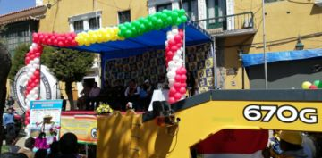 Gobernación entrega maquinaria al Sedeca