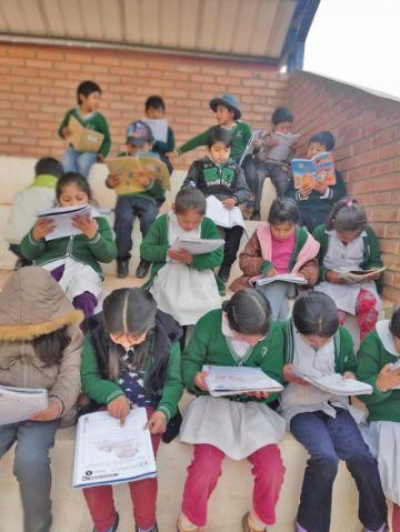Primera fase de evaluación a escolares fue cumplida