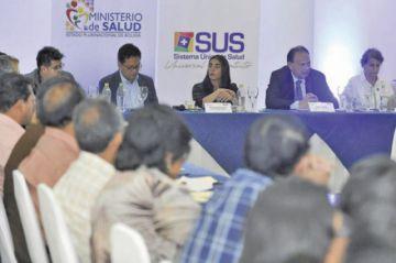 Médicos y Gobierno otra vez declaran un cuarto intermedio en el diálogo
