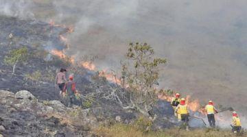 Advierten quema en el Parque Madidi