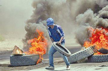 Las protestas sociales paralizan Haití