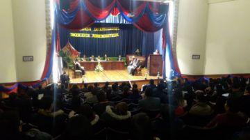 VI Congreso Internacional de Agroindustria tiene a ocho países invitados