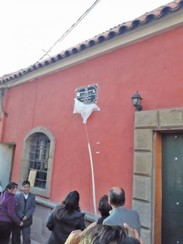Casa de Humberto Iporre Salinas ya es patrimonio