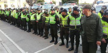 Policía lanza la campaña Luz Verde en el marco del Plan Bol