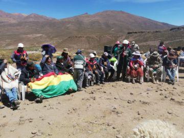 Inicia proyecto minero de exploración en Colcha K