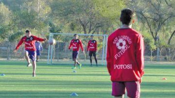 San Lorenzo se prepara para recuperar la cima de la Copa Simón Bolívar