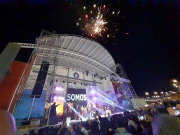 Los Auténticos Decadentes inauguran el FIC en el campo ferial de Cantumarca