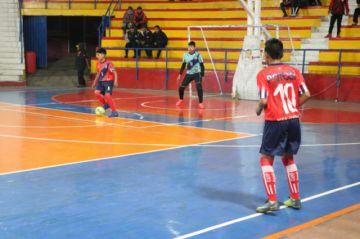 Potosí quiere dar el primer golpe a Tupiza en el clasificatorio de futsal sub 20