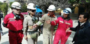 Voluntarios potosinos van a Chiquitania a apagar fuego