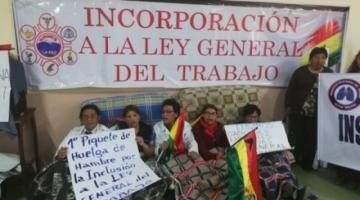 Médicos: es irrenunciable nuestra inclusión a la Ley General del Trabajo