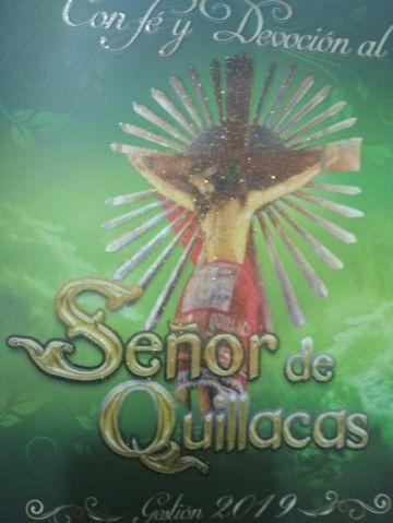 Se cumple fiesta del Señor de Quillacas