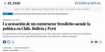 Empresario salpica a Evo en supuesto negociado que involucra al asfaltado Potosí-Tarija