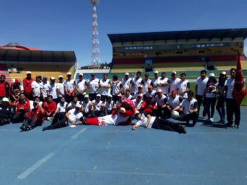 Comienza campeonato de fútbol de bandas de música
