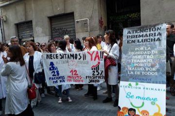 Se empantana otra vez el diálogo entre el Gobierno y los médicos