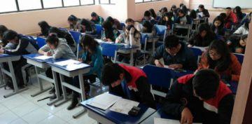 Fase departamental de olimpiadas científicas tiene 5.418 alumnos