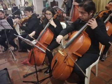 Orquesta Sinfónica Nacional deleita en su concierto en Santo Domingo