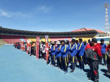 Comienza el XVII campeonato de fútbol de bandas de música