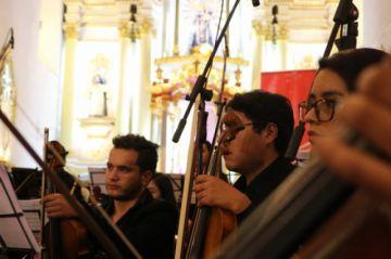 La Sinfónica Nacional dio un concierto inolvidable