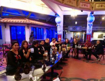 Joey Tempest no participa en la cena que se realiza en Sucre