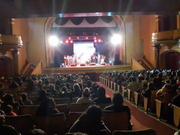 La Noche Potosina se presenta en el Teatro IV Centenario