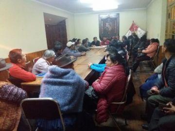 Comcipo confirma realización de cabildo en Uyuni