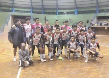 La selección potosina de futsal clasifica al torneo nacional de Cochabamba