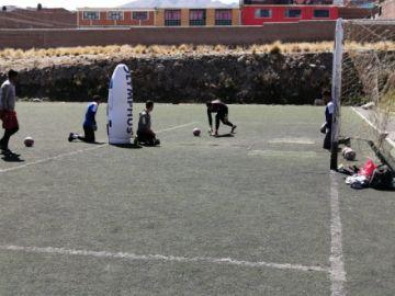 Nacional Potosí entrena para enfrentarse a Always Ready