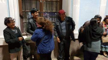 Los suplentes asumen  la titularidad en Uyuni