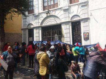 Padres y madres de la escuela Simón Rodríguez piden ampliación de su infraestructura