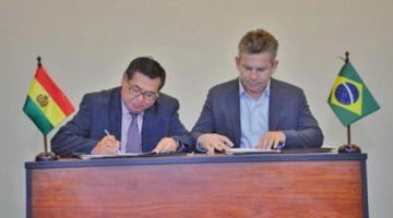 Consolidan la venta de energía y cloruro de potasio a Brasil