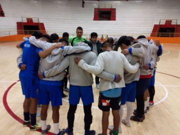 Concepción quiere debutar con triunfo en la Liga Nacional de Futsal