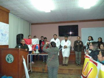 En Potosí se instala el primer piquete del Codesa