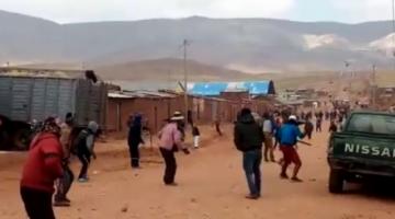 Pobladores de Tomaykuri denuncian ataques por negarse a ser parte del municipio de Macha