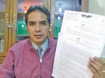 Un exconsejero se querella contra sindicalista de Cotap