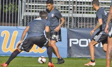 River y Boca preservan los titulares para el superclásico de la Libertadores