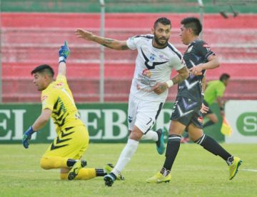 Real Potosí cae goleado ante Sport Boys