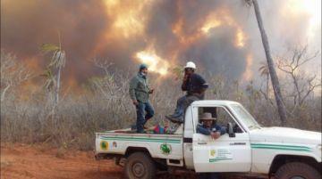 La lluvia no fue suficiente, sigue la emergencia en la Chiquitania