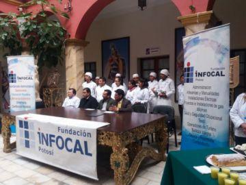 Lanzan la sexta versión de la feria del postre en Potosí