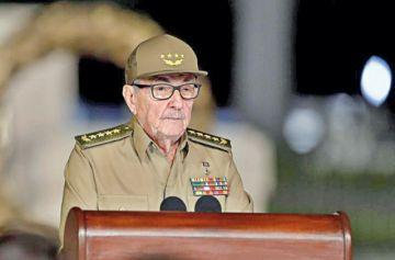 EEUU sanciona a Castro por apoyar a Venezuela