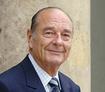 Francia: Muere  el expresidente Jacques Chirac