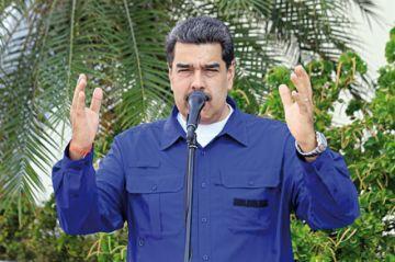 Maduro critica la reunión de Trump con presidentes