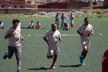 Nacional Potosí centra su mirada  en el duelo frente a Destroyers