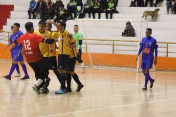 Concepción cae luchando en su debut en la Liga de Futsal