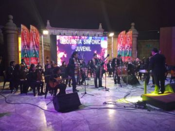 Gerardo Arias pide consenso previo para cambiar nombre de teatro