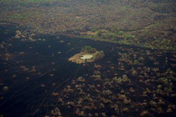 FAN: incendios consumieron 5.3 millones de hectáreas en Bolivia